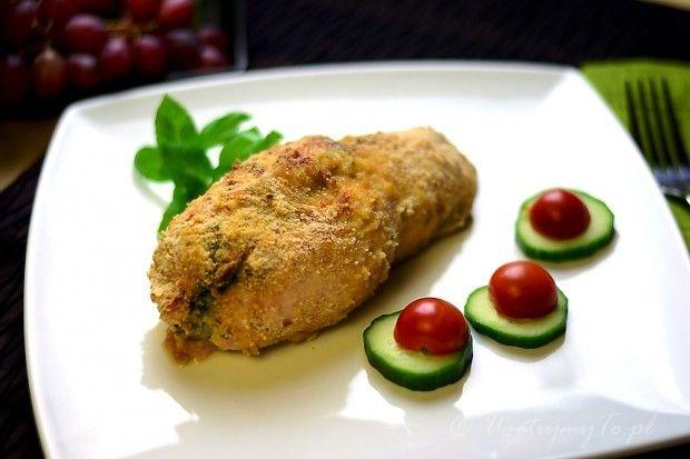 Kurczak ze szpinakiem