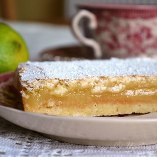 Ciasto limonkowe