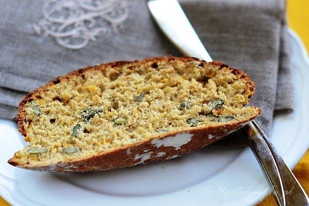Potrawy z dyni - chleb dyniowy