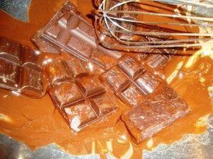 Przygotowanie ciasta czekoladowego