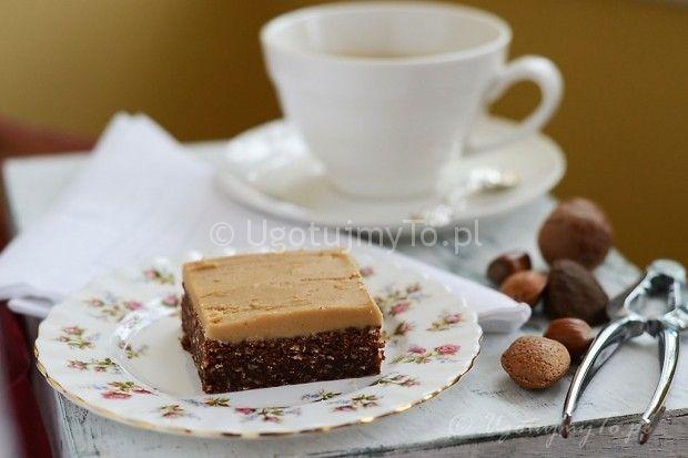 Ciasteczka kokosowo-kawowe
