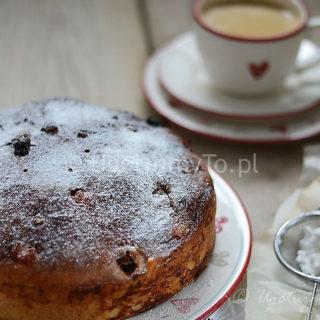 Ciasto drozdzowe panettone