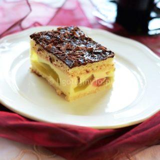 Ciasto z galaretkami