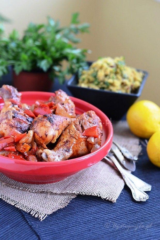 Kurczak po marokansku
