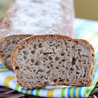 Przepis na szybki chleb