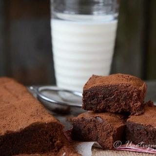 Ciasteczka brownie