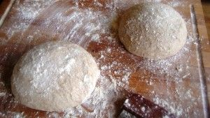 Chleb pszenno-zytni na zakwasie