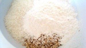 Ciasteczka owsiano kokosowe Anzac