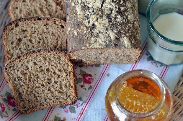 Chleb z miodem