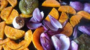 salatka z dynia