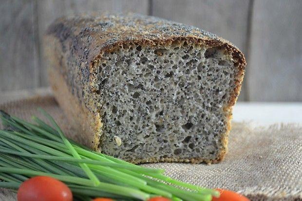 Chleb z makiem