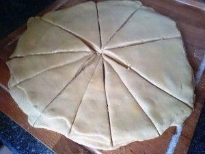 przygotowanie chlebka bulgarskiego