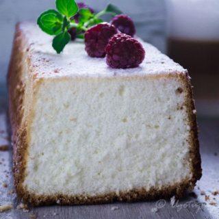 Ciasto anielskie (Angel cake)