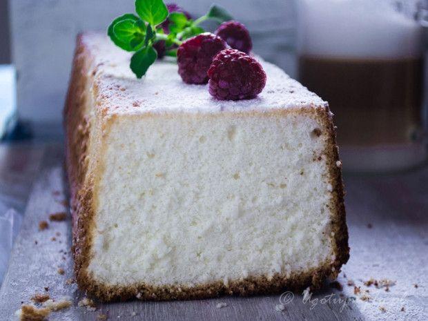 Ciasto anielskie - Angel cake