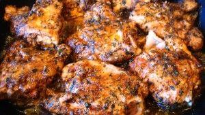Przygotowanie kurczaka w piwie