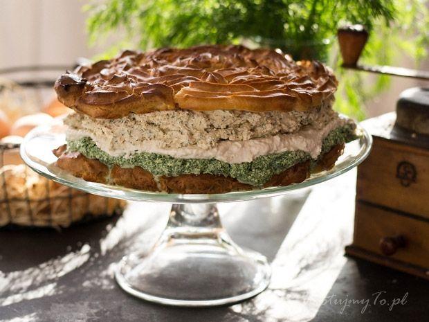 Tort ptysiowy
