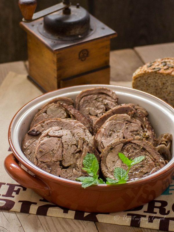 Pieczen z baraniny