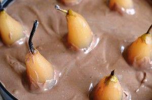 Przygotowanie sernika czekoladowego