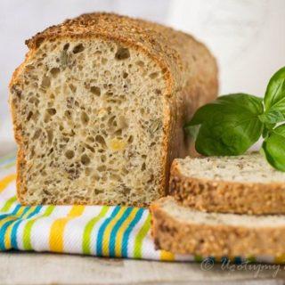 Chleb orkiszowy na drozdzach