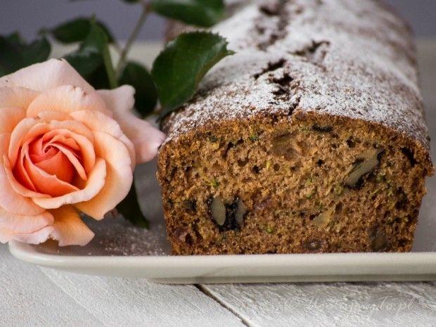 Ciasto cukiniowe