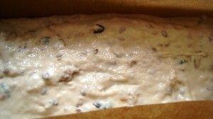 Przygotowanie chleba orkiszowego na drozdzach