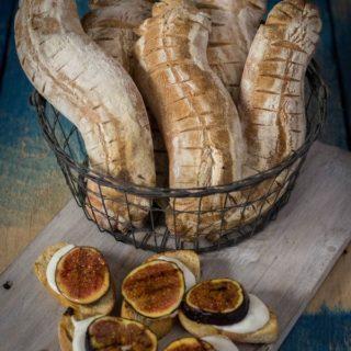 Chleb z pszenicy durum