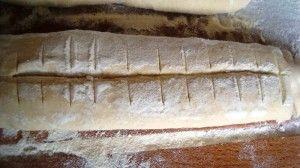 Przygotowanie chleba z pszenicy durum