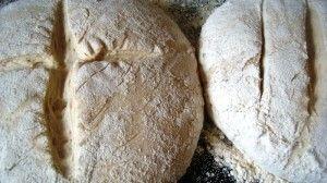 Przygotowanie chleba wloskiego