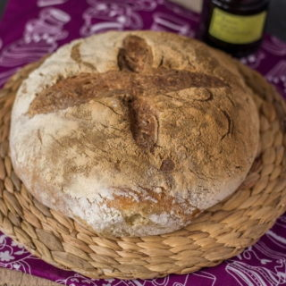 Włoski chleb z Como (Pane di Como)