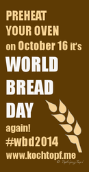 World Bread Day 2014