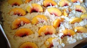 Przygotowanie ciasta na maslance