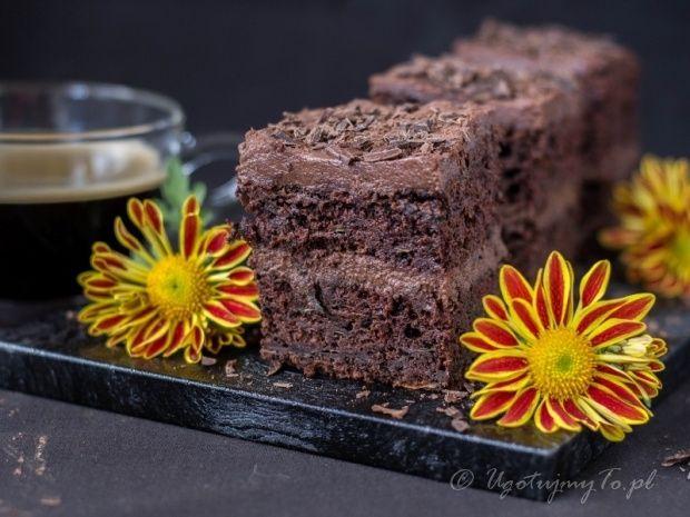 Ciasto czekoladowe z cukinia