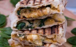 Turecki chlebek Gozleme