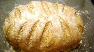Przygotowanie chleba pszennego