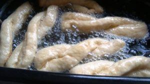 Przygotowanie pączkow angielskich yum yum